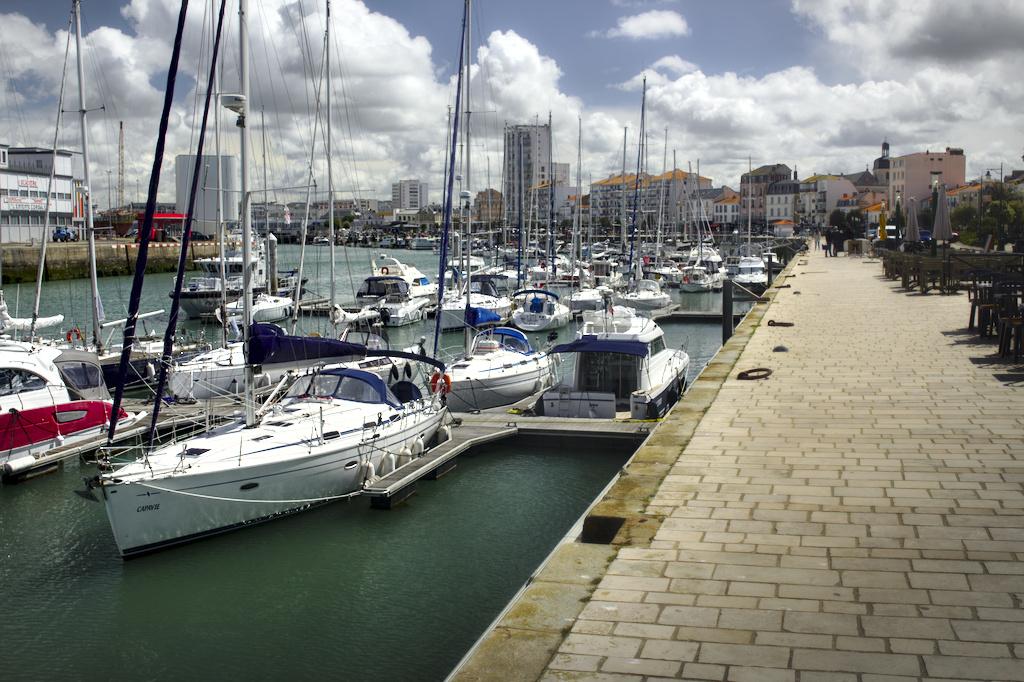 Gestion places de port