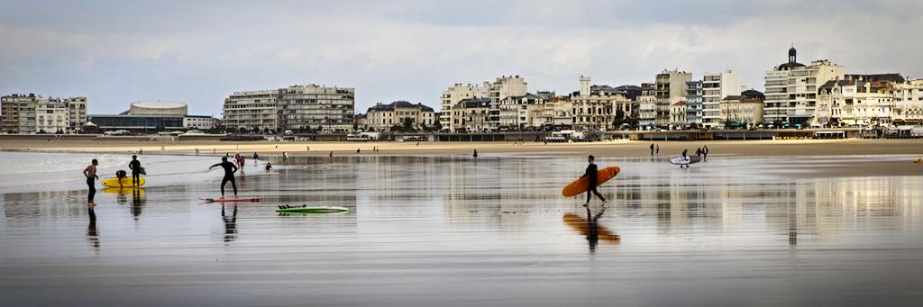 Grande plage Les Sables d'Olonne - Copyright Aurélien Curtet
